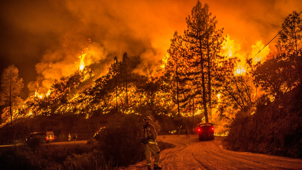 Millions live in parts of California threatened by wildfires