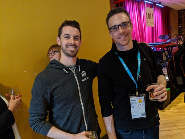 JAMstack Conf 2019 - Jeff Escalante and Mike Wickett