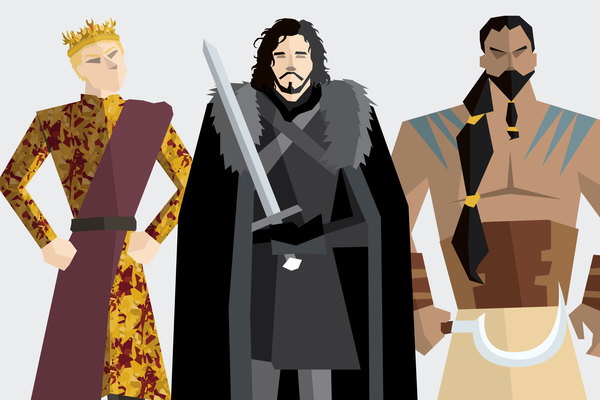 An illustrated guide to all 2,339 deaths in 'Game of Thrones' | Washington Post
