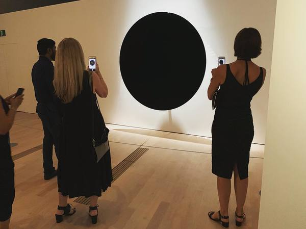 "Frederik De Wilde on Instagram: ""The original blackest-black is #instagram proof. You have to see it to experience it!"""