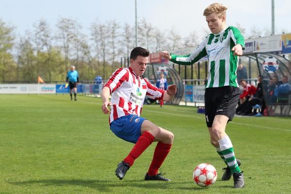 Jarno van Vuuren leidt Roda Boys met twee goals naar tweede zege van 2019