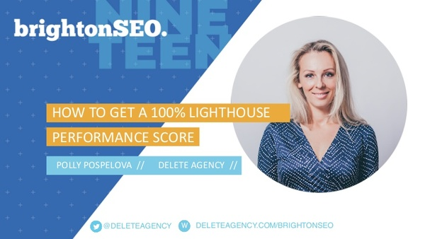 How To Get a 100% Lighthouse Performance Score
