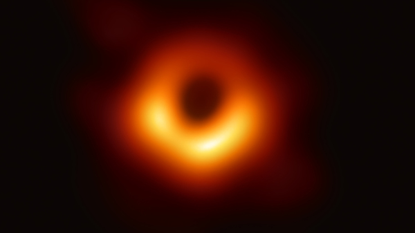 First Image Of A Black Hole Is Released By Massive Telescope Project