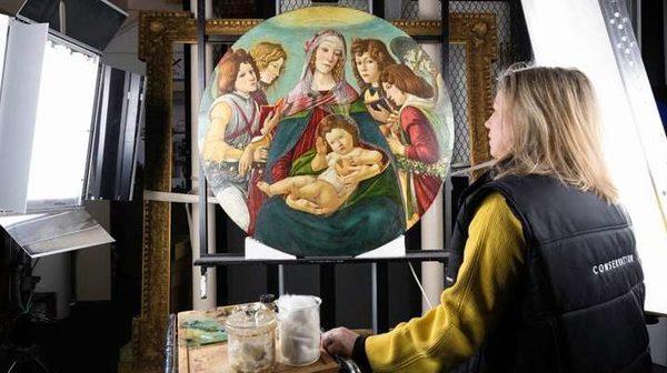 Botticelli-Imitation stellt sich doch als echt heraus
