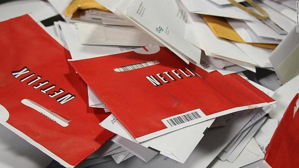 2,7 Millionen US-Amerikaner haben Netflix immer noch per DVD abonniert