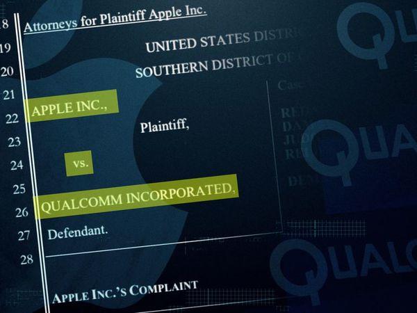 Apple v. Qualcomm jury includes pilot, former MLB pitcher, retired nurse