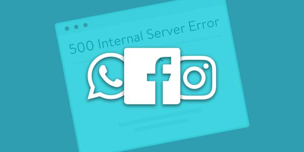 Problemen? Facebook, Instagram en WhatsApp plat door storing! - WANT