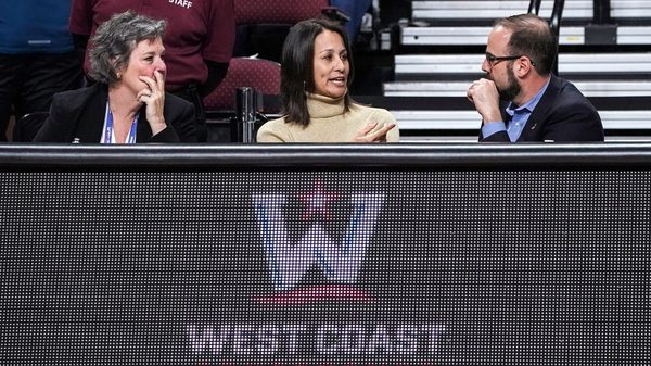 5) The Undefeated: A Q&A with Gloria Nevarez, the first Latinx commissioner in Division I