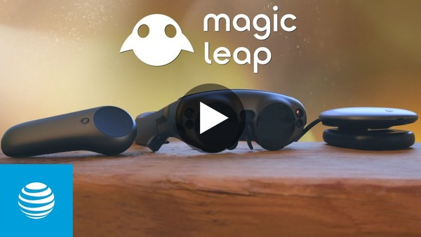 Bonu$ - Magic Leap heeft gewoon een commercial op tv in the US