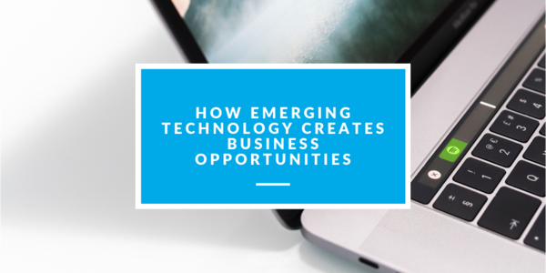 Take a look at our latest guest blog! Learn how new tech can create opportunities