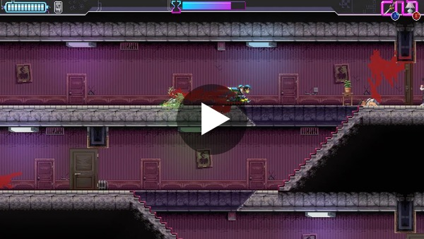 Katana Zero is coming soon to PC and consoles, and it has a ton of cool things going on.