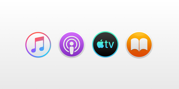 Standalone Music, Podcasts, and TV Apps for MacOS 10.15