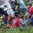 Tourists killed in Madeira bus crash   eNCA