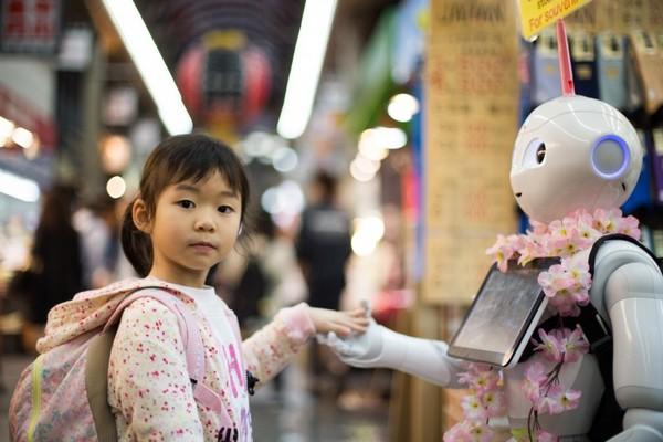 A harmonious path forward between humans and AI (Credit: Andy Kelly)