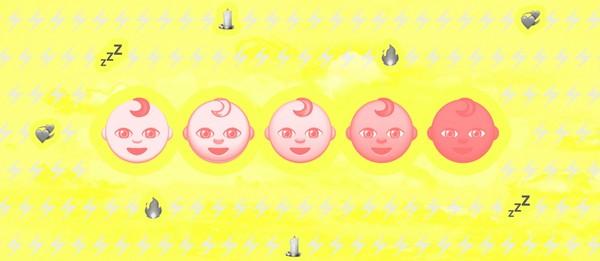 Meer baby's na een stroomstoring? Dat zou zomaar kunnen