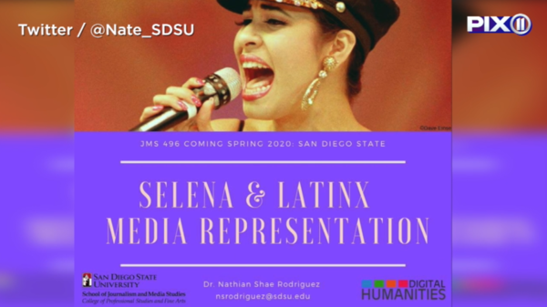 Selena-inspired course will be taught at a California university | WPIX 11 New York