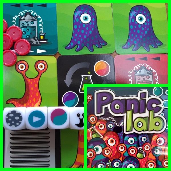 Amoebes zijn eencelligen die van vorm en kleur veranderen. Probeer ze te vangen!