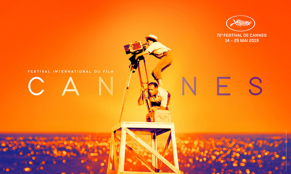 Cannes 2019 Afişi