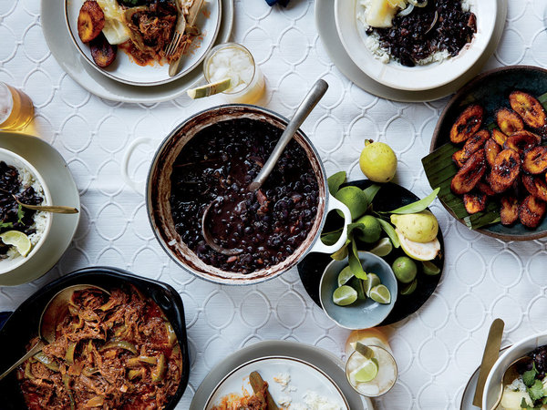 Go Cuban: Try this Black Beans Recipe for the Easter holiday!