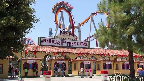 Knott's Berry Farm Is the Most Affordable Theme Park to Visit in California, Study Finds | KTLA