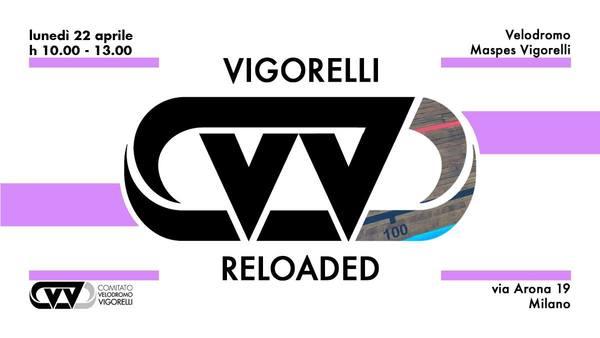 Pasquetta al Velodromo Vigorelli.