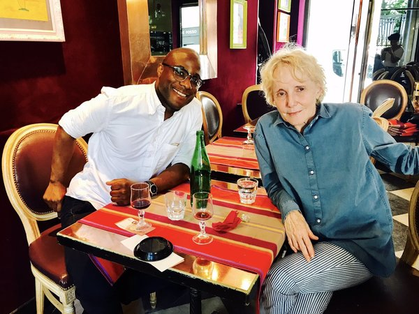 Claire Denis Talks to Barry Jenkins About Director Anxiety and Expectations | The New York Times