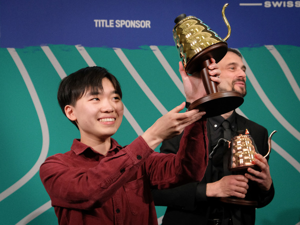 Du Jianing Of China Is The 2019 World Brewers Cup Champion