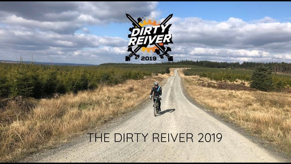The Dirty Reiver 2019 - 200km gravel ride in Kielder Forest