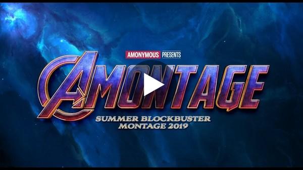 Summer 2019 Blockbuster Montage