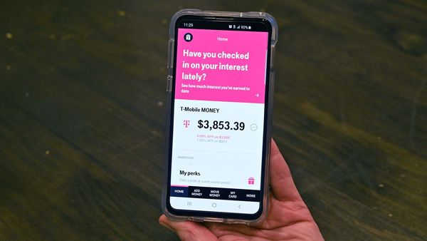 T-Mobile's Next Big Move Is... a Checking Account?