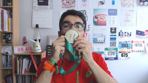 Mes bilans de mon premier marathon