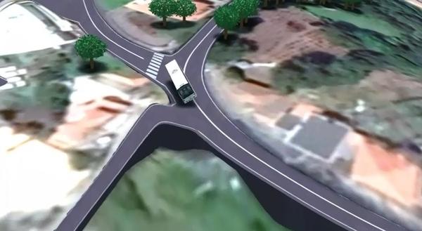 Animation: So passierte der Busunfall auf Madeira