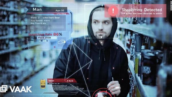 Should AI be used to catch shoplifters?