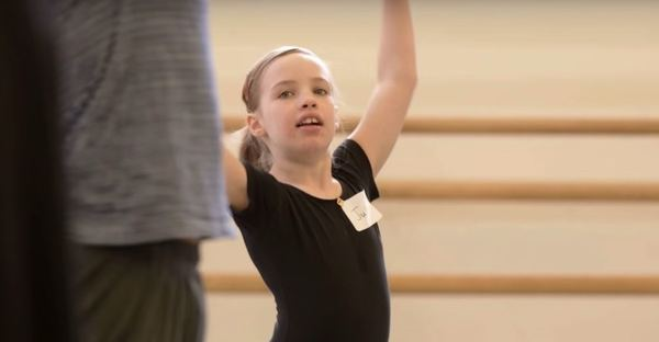 A mom wrote a letter to the NYC Ballet about her daughter's disability. They responded with something amazing.
