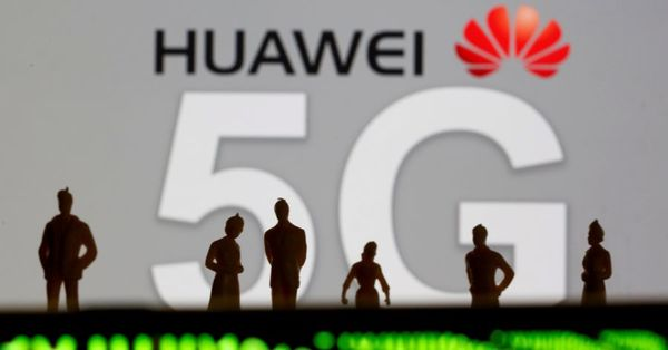 Huawei Revenue Jumps as 5G Contracts Roll In