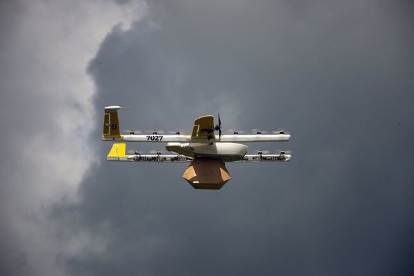 Google Spinoff's Drone Delivery Business First to Get FAA Approval
