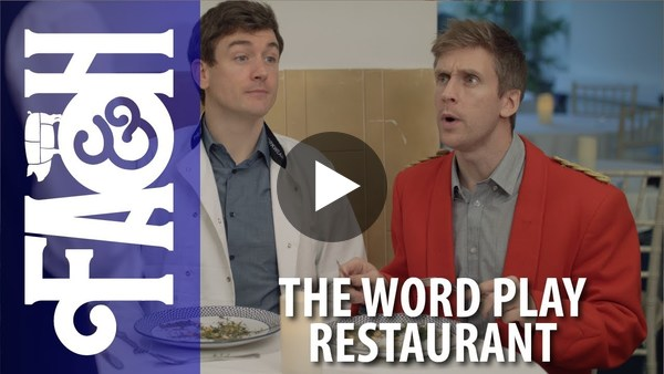 The Word Play Restaurant - Foil Arms and Hog