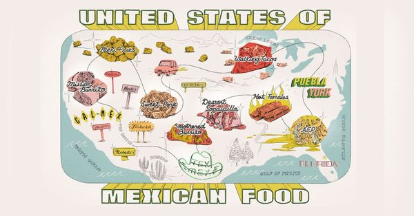 3) Eater: A glossary of America's regional Mexican dishes and where to find them