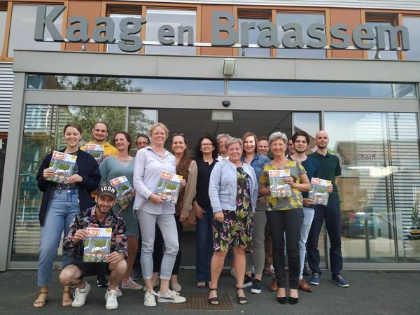 Vrijwilligerswerk Kaag en Braassem presenteert plannen aan gemeente