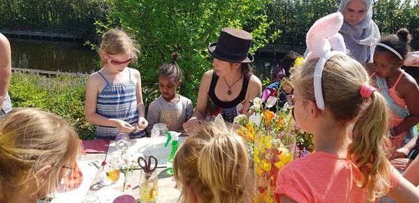 Lentefestival trekt 300 bezoekers