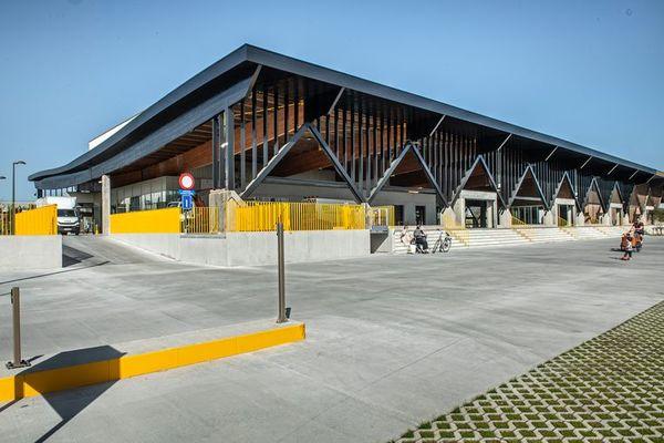 Trax: le nouveau haut lieu culturel de Roulers -Dit wordt de nieuwe culturele hotspot van Roeselare -