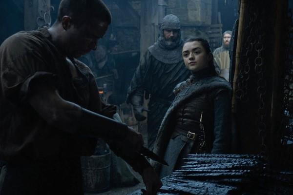 COLUMNA   Sobre esa escena de Arya y Gendry en 'Juego de tronos'   Valentina Morillo