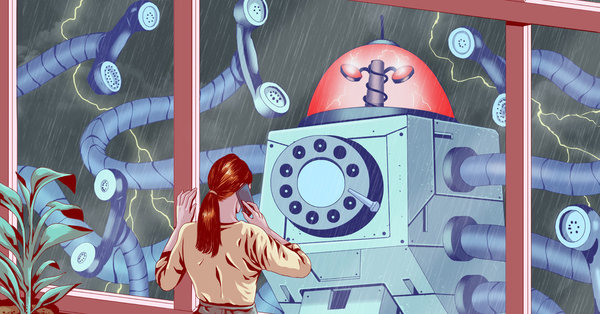 You Can't Stop Robocalls. You Shouldn't Have To.