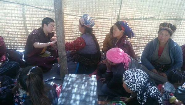 Medical check-up in Rasuwa