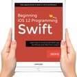 Beginning iOS 12 Programming With Swift is Now Updated for Swift5