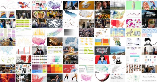 Die besten Datenprojekte der New York Times aus den letzten 5 Jahren