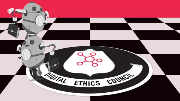 Gerd calls for a Global Digital Ethics Council