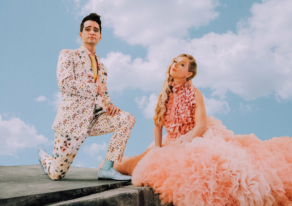 Brendon Urie + Taylor Swift