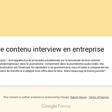 Le contenu interview en entreprise