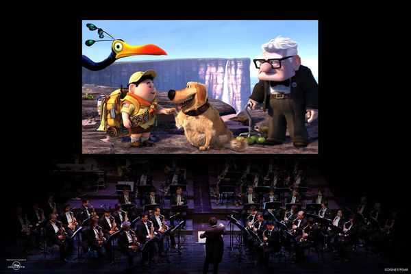 SF Symphony will be first in the world to live score Pixar's 'Up' - SFGate